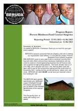 Progress report:Prevent Blindness-Fund cataract. (PDF)