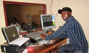 Sah Terrence--DJ/Reporter