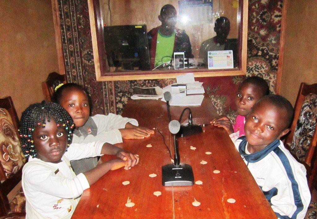 Promote & Improve Village Radio In Rural Cameroon