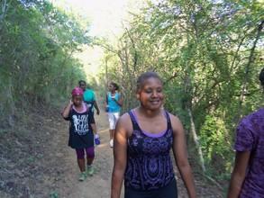 Hike in VI National Park