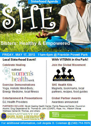SHE Event 2013