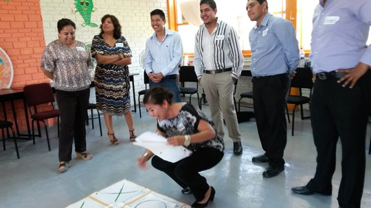 Workshop activities for teachers