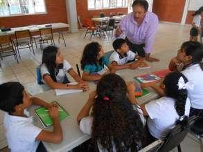 Teachers Learning During Workshops