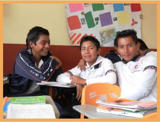 Students that participate in the program