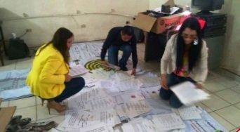 Final workshop with teachers