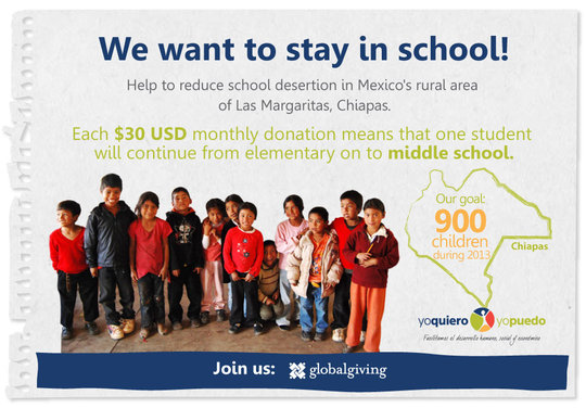 Children in Chiapas