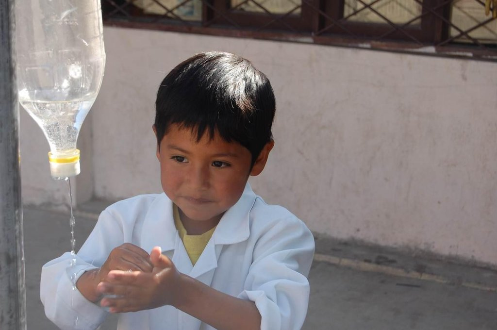Safe Drinking Water for 1200 School Kids