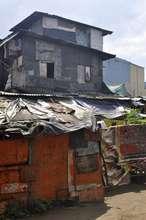A vulnerable community Buklod Tao serves