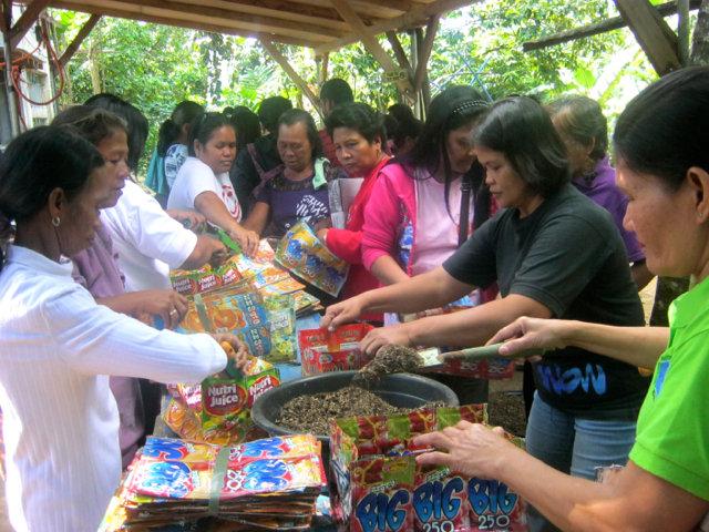 Help Filipino Communities Prepare for Disaster