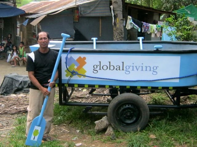 "The ""GlobalGiving"" on stand-by before the flood"