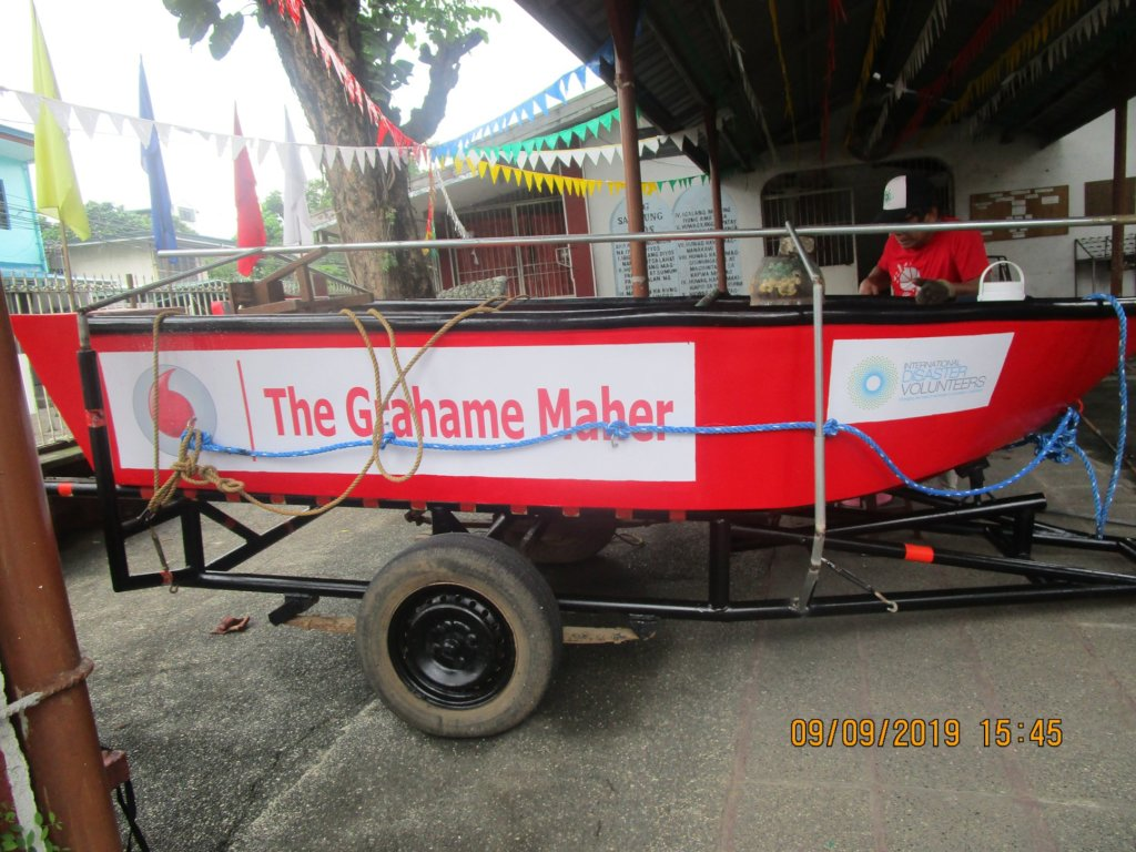 The Grahame Maher is refreshed