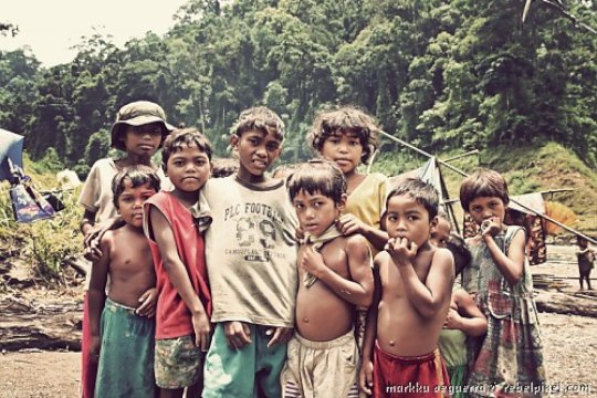 It will protect Dumagat people like these