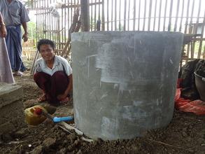 Vermiculture Vat for Production of Fertilizer
