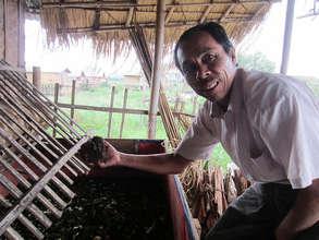 Successful Vermiculture Gardener