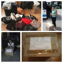 Bosana students organizing Prom dress drive