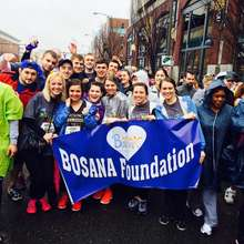 Marathon in Richmond, VA for Bosana Foundation