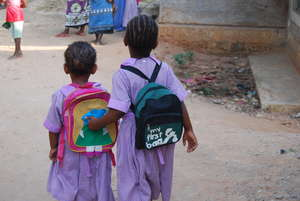 School Fees for five AIDS Orphans
