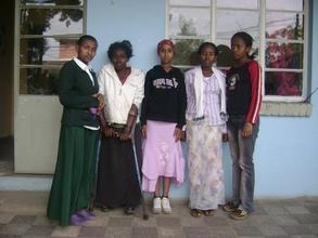 From left to right: Rediet Abebe, Yematawork Bezawork, Samrawit (PDF)