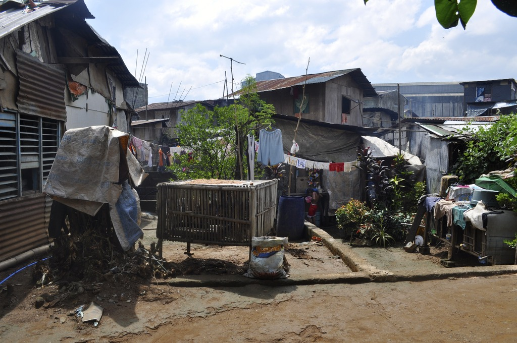 These homes are threatened and need protection