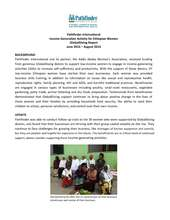 Income Generating Activities Report_Sept2014 (PDF)