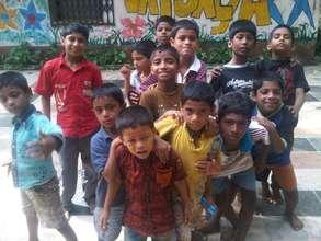 Teach Indian street kids parkour - change lives