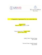 Ethiopia report (PDF)