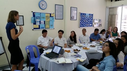 LIN Presentation at Roundtable