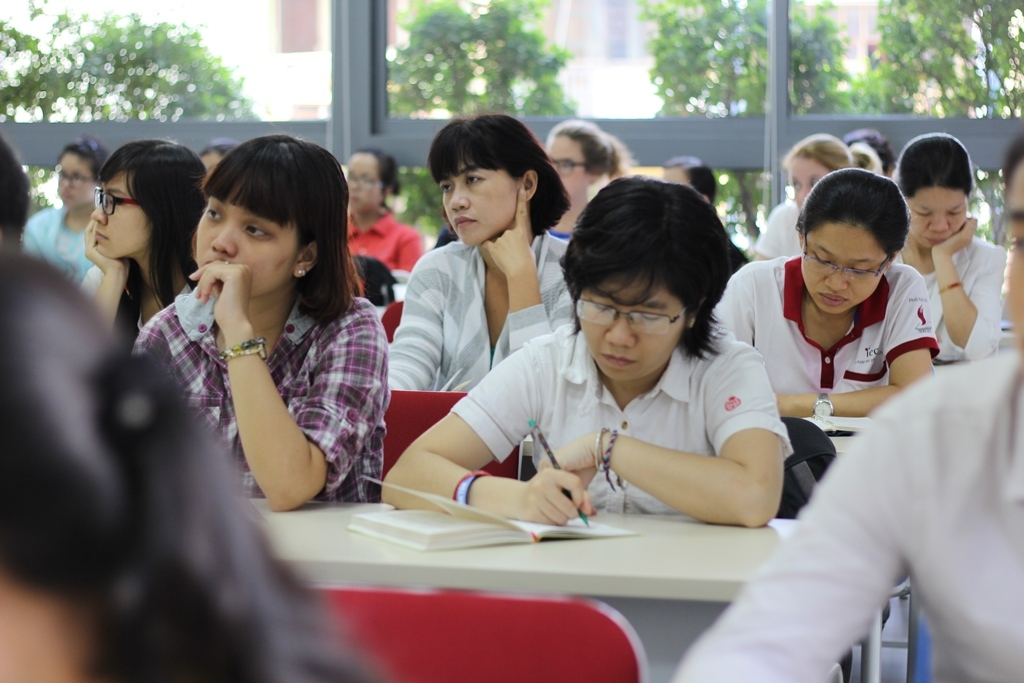 Participants at the Workshop on 12 Jan2015