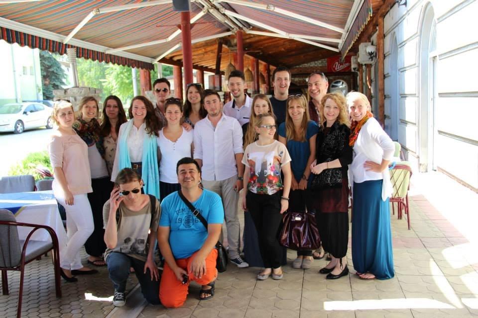Build a Community Peace Centre in Bosnia