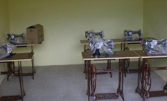 6 sewing machines to earn income iii.