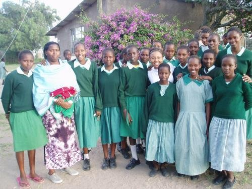Rescuing Young Brides in Kenya