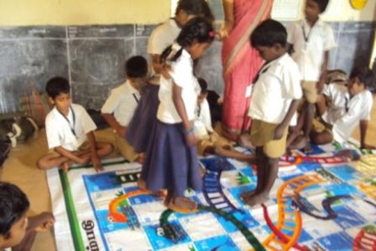 Educational play activities