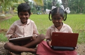 Reducing school drop outs in rural India