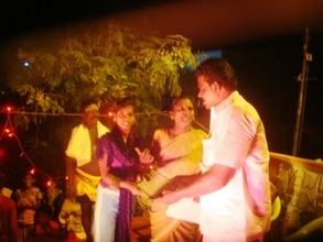 Certificates issued to play mela participants
