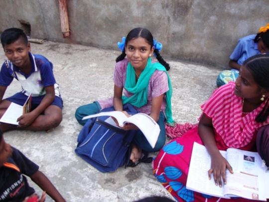 Piya in the coaching class