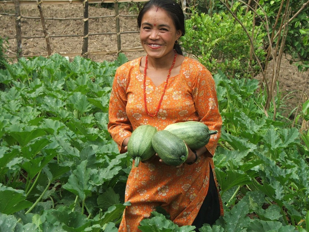Sustainable Agriculture in Nepal