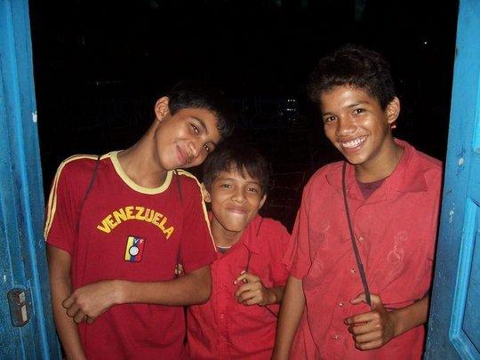 Working Teens Educated in Nicaragua