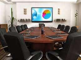Rented Board Room