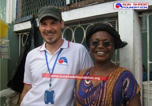 Assessment Leader-Samuel with Client -Beatrice
