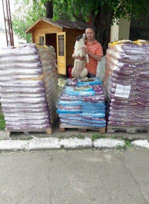 Food for Romanian Animals - GlobalGiving
