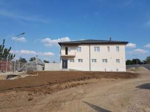 Center of Hope building, September
