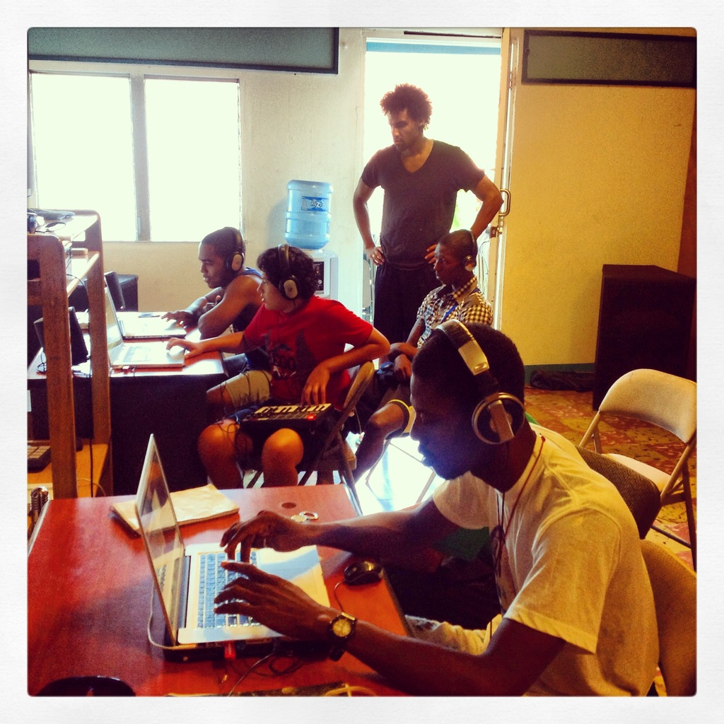Panama Beat Making Lab