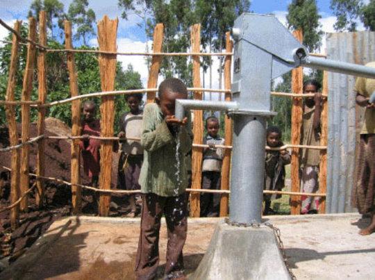 Help Rural Ethiopians Improve Access to Water