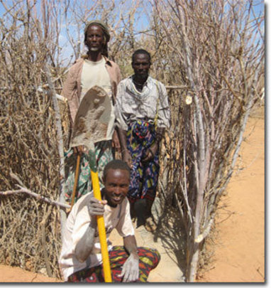Beneficiaries With a New Well