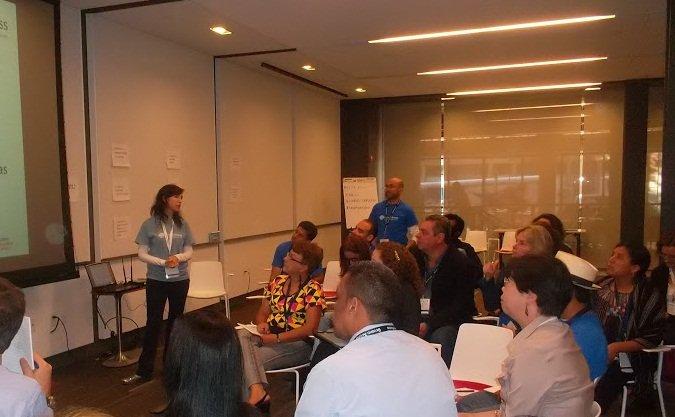 Non-profit capacity building in Latin America