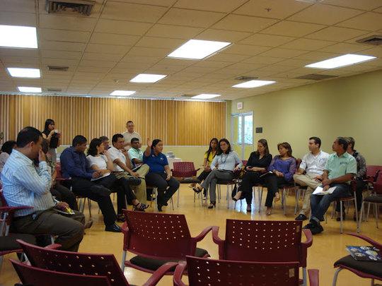Multi-sectoral workshop