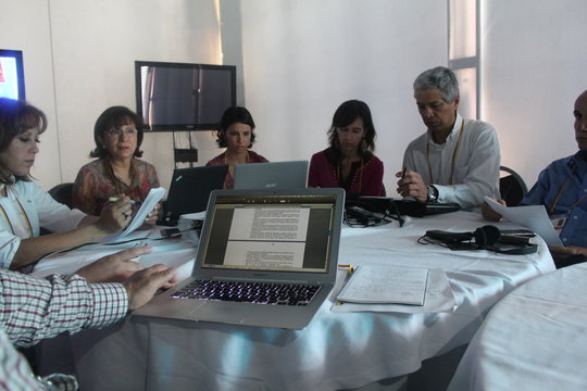 Social Sector Workshop at the Summit of the Americ