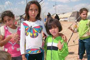 Arbat Camp, Kurdish region, Iraq