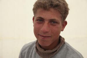 Hussein Issa Massalmeh, 19