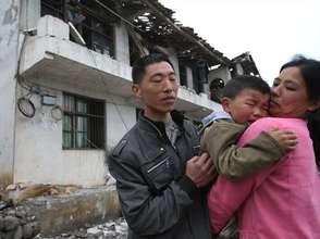 Shanghai United Foundation - little boy's emotions